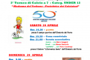 3° Torneo Madonna dei Calciatori - 2018